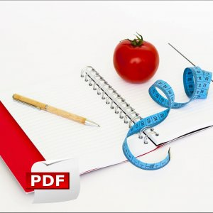 Werkboek bij Succesvol afvallen (e-book)
