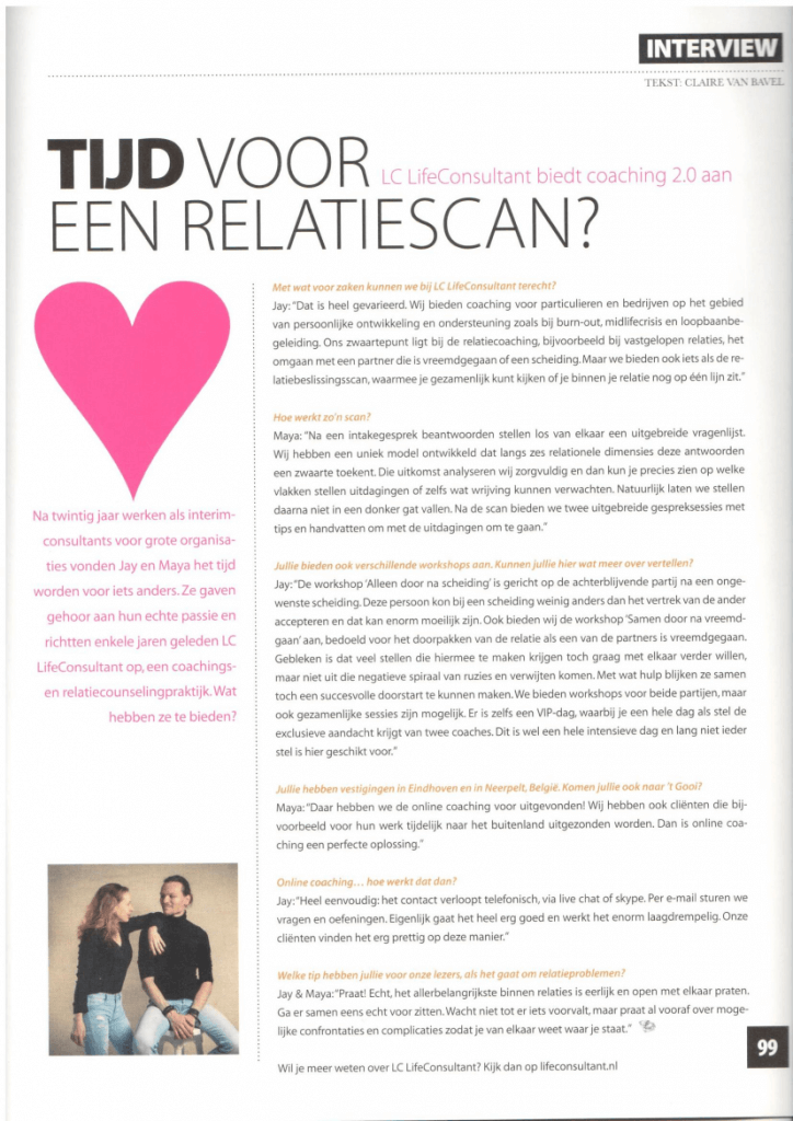 Interview Gooisch